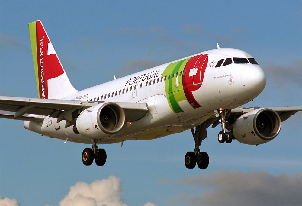 Airbus A319 TAP Air Portugal CS-TTN