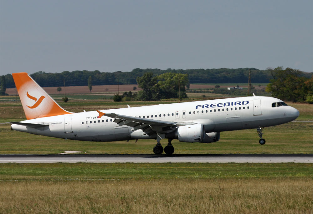 Airbus A320 Freebird Airlines