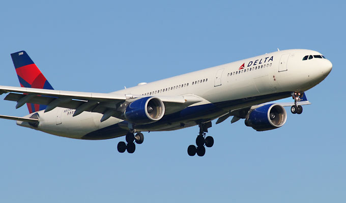 Airbus A330 Delta Air Lines