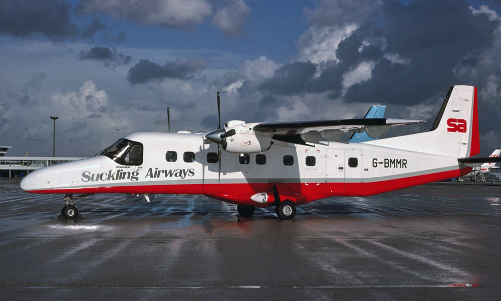 Dornier 228 Suckling Airways