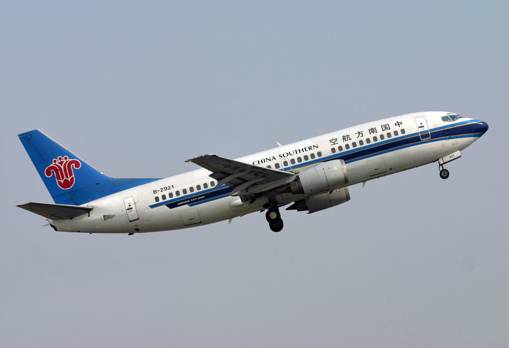 Boeing 737-300 China Southern Airlines