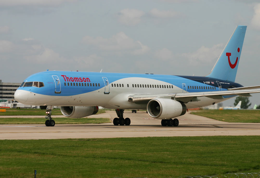 Boeing 757 Thomson Airways