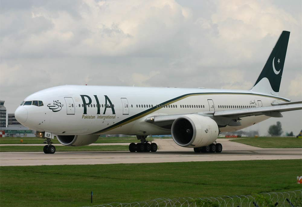 Boeing 777-200LR PIA Pakistan International Airlines