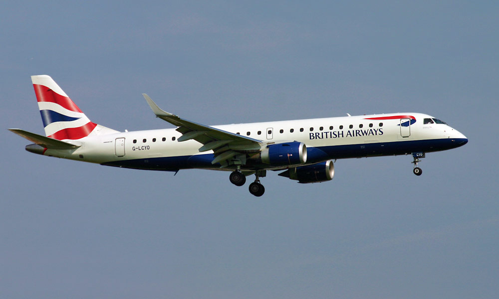 Mesa To Expand Its Partnership With United Airlines The Addition Of 12 New Embraer 175s
