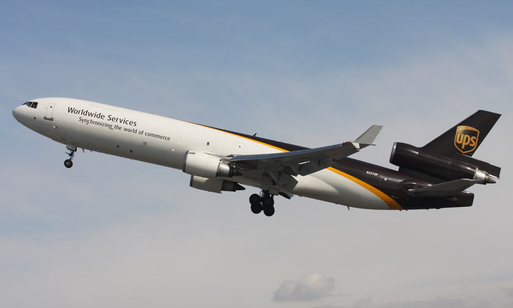 McDonnell Douglas MD-11F UPS United Parcel Service